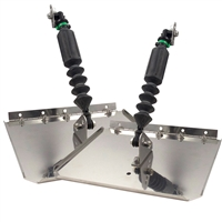 Nauticus St1290-80 Smart Tab Trim Tabs 12 X 9 18-22' Boats 150-240 Hp
