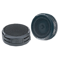 "Power Acoustik Nb-1 1"" Tweeters Sold In Pairs 200 Watt2-Way Mount; Built-In"
