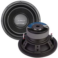 Power Acoustikr Gw3-12 12In 2500W Gothic Sub