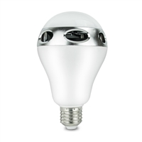 Sled2001 Led Smart Symphony Wireless Speaker And Lightbulb