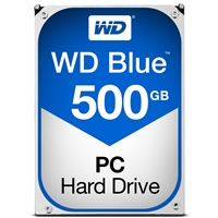Western Digital WD5000AZLX HDD 3.5 500GB SATA 6Gb/s 32MB Cache 7200RPM WD Blue