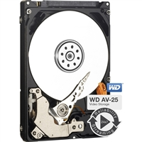 Western Digital WD5000LUCT HDD 2.5inch 500GB SATA 3GB/s Internal AV Hard Drive