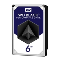 Western Digital Wd6003Fzbx 6Tb Black Sata 7.2K Rpm 3.5In Performance Hard Drive