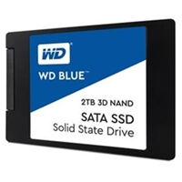 Western Digital WDS200T2B0A SSD 2TB SATA III 6Gb/s 7mm 3D NAND Blue Retail