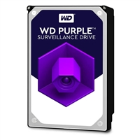 Western Digital WD40PURZ Hard Drive WD Purple AV 3.5 4TB 64MB SATA 6Gb/s 5400
