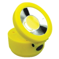 Seachoice 08111 Round Worklight Ylw