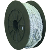 "Seachoice 40783 Nylon Anchor Line 1/2"" X 300'"