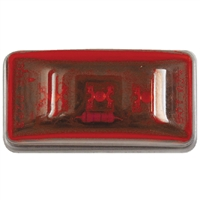 Seachoice MCL95RSSCH Led Mini Clearance Stud-Red