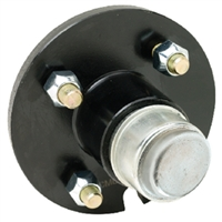 "Seachoice 50-53121 Cast Wheel Hub-1"" 4-Stud Paint"