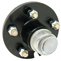 "Seachoice 50-53141 Cast Wheel Hub-1"" 5-Stud Paint"