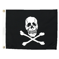 Seachoice 78251 Jolly Roger Flag 12X18