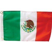 Seachoice 78271 Mexico Flag 12 X 18