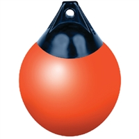 "Seachoice DE95610S Buoy 10"" Orange Commercial"