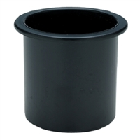 Seachoice 79481 Drink Holder Black Sm Recessed