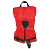 Seachoice EPE2100INF-85420 Blk/Red Vest Infant