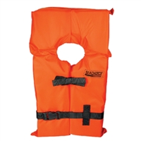 Seachoice EPE1120AK1O-85560 Orange Youth Life Vest Foam