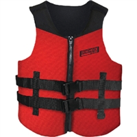 Seachoice 630XL-BLK/RED-85958 Neo Vest Red/Blk Extra Large