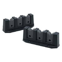 Seachoice 50-89501 Rod Storage Holder-3 Rods 1Pr