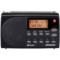Sangeanr Hdr-14 Hd/Fm/Am Pocket Rdio