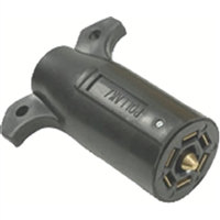 Pollak 12-706EP Rv Connector 7-Way Plug
