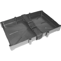 T-H Marine NBH-24P-DP Narrow 24 Series Battery Tray