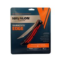 "Havalon Knives Xtc-127Edge Baracuta Fitment Edge 4 1/2"" Trailing Point Blade"
