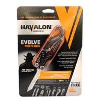 Havalon Knives Xtc-60Amts Evolve Multi-Tool Shockey Signature Series