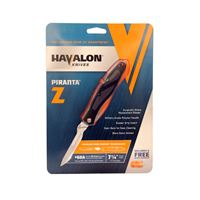 "Havalon Knives Xtc-60Az Piranta Fitment Z 2 3/4"" Blade 12 Additional And Nylon"