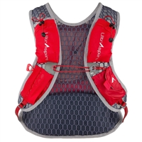 Ultraspire Ua108Red Revolt Hydration Race Vest 550Ml Ultraflask Water Bottle