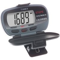 Timex T5E011 Ironman Pedometer Calories Burned