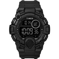 Timex Tw5M27400Jv Men'S A-Game Dgtl 50Mm Watch Black