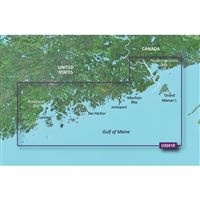Garmin 010-C0702-00 Bluechart G3 Vision Hd Vus001R North Maine Microsd/Sd
