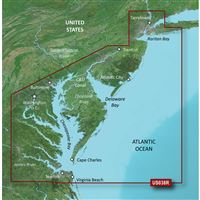 Garmin 010-C1004-00 Bluechartr G3 Visionr Hd Vus038R York Chesapeake