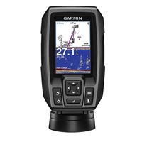 Garmin 010-01550-00 StrikerT 4 Fishfinder 4-Pin 77/200Khz Tm Transducer