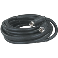 JR Products 47445 12Inrg6 Ext.Hd/Sat.Cable