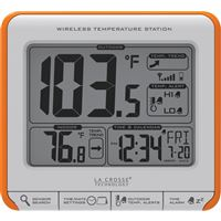 La Crosse Technologyr 308-179Or Wless Weather Stn