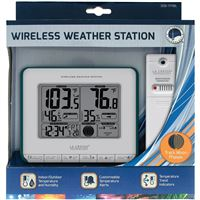 La Crosse Technologyr 308-1711Bl Wrlss Weather Station
