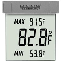 La Crosse Technology Ws-1025 Window Thermometer