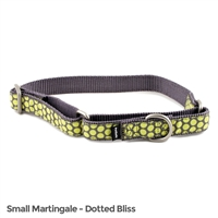 Petsafe Fin-Prc-S-3/4-D Fido Finery Martingale Style Collar 3/4 Small Dotted