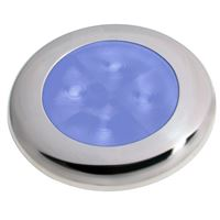 Hella Marine 980502221 Slim Line Led 'Enhanced Brightness' Round Courtesy Lamp