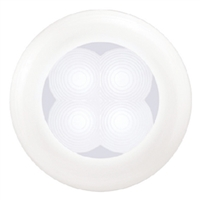 Hella 980500441 Led Light White Wht Bezel