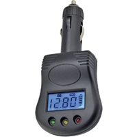 Prime Products 12-2021 12Volt Lcd Battery Monitor