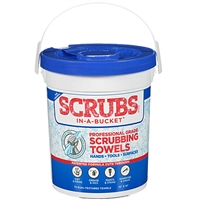 Permatex 42274 Scrubs In-A-Bucket 72-Piece
