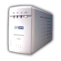 Opti UPS ES550C USB Opti-UPS Automatic Voltage Regulator AVR 6xOutlets 550VA