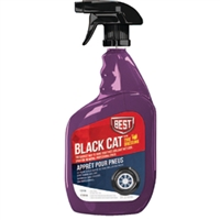 Best Cleaners 43032 Black Cat Tire Dressing-32 Oz.