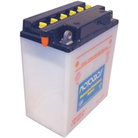 Motocross Battery Yuasa MOFM32162 Agm Yb16Al-A2 Bs
