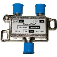 NORTEK SECURITY And CONTROL LLC 2512 2-WAY SPLITTER/COMBINER