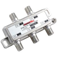NORTEK SECURITY And CONTROL LLC 2514 PASSING 4-WAY SPLITTER/COMBINER