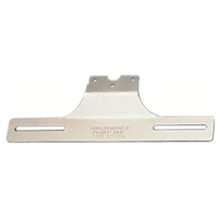 Fulton Products 34-72-100 Lb-10 License Plate Bracket