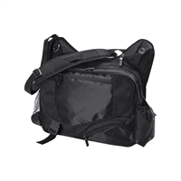 Sweda Usa Tb8080-Bk Heavy Duty Utility 14 Laptop Messenger Shoulder Bag
